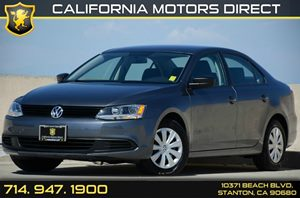 2014 Volkswagen Jetta S Carfax 1-Owner - No AccidentsDamage Reported Air Conditioning  AC Aud