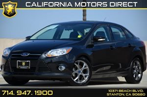 2014 Ford Focus SE Carfax 1-Owner - No AccidentsDamage Reported Air Conditioning  AC Audio