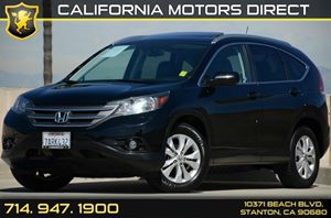 2013 Honda CR-V EX-L Carfax 1-Owner Air Conditioning  AC Audio  Auxiliary Audio Input Audio