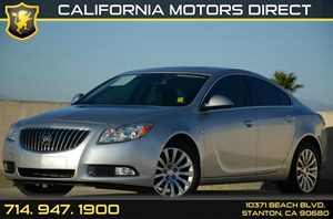 2011 Buick Regal CXL RL6 Carfax 1-Owner - No AccidentsDamage Reported 4 Cylinders Air Condition