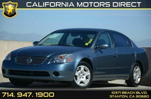 2002 Nissan Altima S Carfax 1-Owner 4 Cylinders Air Conditioning Audio  Cd Player Fuel Econom
