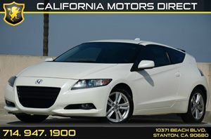 2011 Honda CR-Z EX Carfax Report - No AccidentsDamage Reported 4 Cylinders Air Conditioning  A