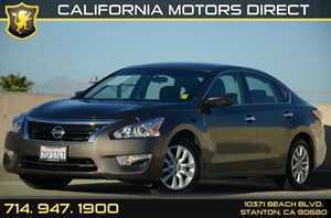 2014 Nissan Altima 25 S Carfax 1-Owner - No AccidentsDamage Reported 4 Cylinders Air Condition