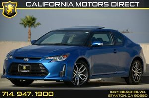 2014 Scion tC Base  Carfax 1-Owner 4 Cylinders Air Conditioning  AC Audio  Auxiliary Audio I
