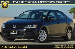 2014 Volkswagen Jetta SE PZEV Carfax 1-Owner - No AccidentsDamage Reported 2 12V Dc Power Outlet
