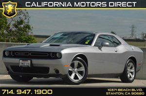 2015 Dodge Challenger SXT Carfax 1-Owner 6 Cylinders Air Conditioning  AC Audio  Auxiliary A