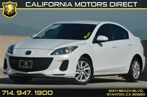 2012 Mazda Mazda3 i Touring Carfax 1-Owner - No AccidentsDamage Reported 2 12-Volt Pwr Outlets