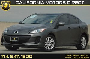2013 Mazda Mazda3 i Touring Carfax 1-Owner 2 12-Volt Pwr Outlets 4 Cylinders Air Conditioning