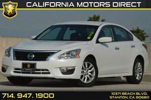 2015 Nissan Altima 25 S Carfax 1-Owner - No AccidentsDamage Reported 2 12V Dc Power Outlets 4