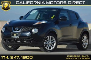 2013 Nissan JUKE SV Carfax 1-Owner 12V Pwr Outlet 4 Cylinders Air Conditioning  AC Audio  A