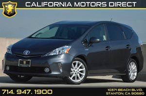 2014 Toyota Prius v Five Carfax 1-Owner - No AccidentsDamage Reported 2 12V Dc Power Outlets 4