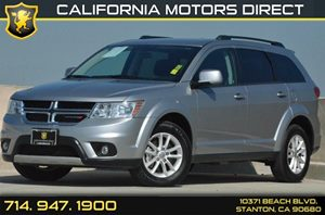 2016 Dodge Journey SXT Carfax 1-Owner - No AccidentsDamage Reported 4 12V Dc Power Outlets 4 Cy