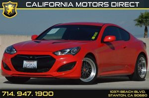 2013 Hyundai Genesis Coupe 20T Carfax Report - No AccidentsDamage Reported 2 Aux Pwr Outlets