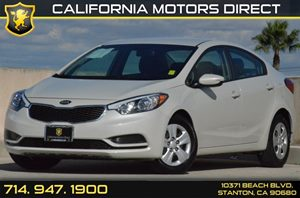 2015 Kia Forte LX Carfax 1-Owner - No AccidentsDamage Reported 2 12V Dc Power Outlets 4 Cylinde