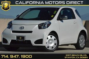 2013 Scion iQ Base  Carfax 1-Owner 4 Cylinders Air Conditioning  AC Audio  Auxiliary Audio I