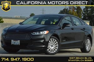 2014 Ford Fusion SE Hybrid Carfax 1-Owner - No AccidentsDamage Reported 3 12V Dc Power Outlets