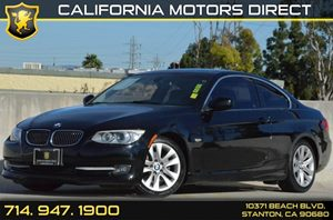 2013 BMW 3 Series 328i Carfax 1-Owner - No AccidentsDamage Reported 6 Cylinders Air Conditionin