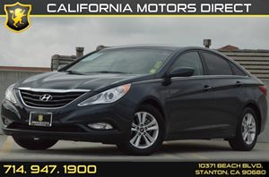 2013 Hyundai Sonata GLS Carfax 1-Owner 4 Cylinders Air Conditioning  AC Audio  AmFm Stereo