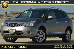 2013 Nissan Rogue SL Carfax 1-Owner 2 12-Volt Pwr Outlets 4 Cylinders Air Conditioning  AC