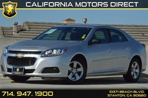 2015 Chevrolet Malibu LS Carfax 1-Owner 4 Cylinders Air Conditioning  AC Audio  AmFm Stereo
