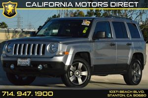 2016 Jeep Patriot Sport SE Carfax 1-Owner - No AccidentsDamage Reported 4 Cylinders Audio  Am