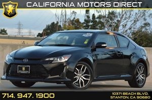 2014 Scion tC  Carfax 1-Owner - No AccidentsDamage Reported 4 Cylinders Air Conditioning  AC