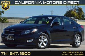 2015 Kia Optima LX Carfax 1-Owner 4 Cylinders Air Conditioning  AC Audio  AmFm Stereo Audi