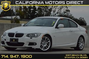 2013 BMW 3 Series 328i Carfax 1-Owner 6 Cylinders Air Conditioning  AC Audio  AmFm Stereo