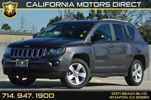 2016 Jeep Compass Sport Carfax 1-Owner 4 Cylinders Air Conditioning  AC Audio  AmFm Stereo