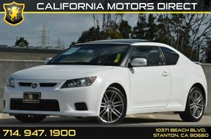 2013 Scion tC  Carfax Report 4 Cylinders Air Conditioning  AC Audio  AmFm Stereo Audio  A