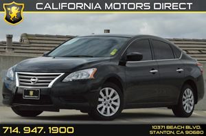 2015 Nissan Sentra S Carfax 1-Owner - No AccidentsDamage Reported 4 Cylinders Air Conditioning