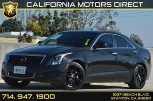2013 Cadillac ATS  Carfax Report 4 Cylinders Air Conditioning  AC Audio  AmFm Stereo Audio