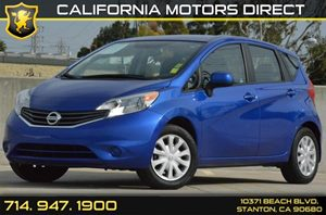 2014 Nissan Versa Note S Plus Carfax 1-Owner 4 Cylinders Air Conditioning  AC Audio  AmFm S