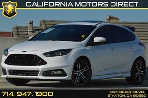2015 Ford Focus ST Carfax 1-Owner - No AccidentsDamage Reported 4 Cylinders Air Conditioning