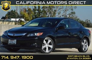 2014 Acura ILX Tech Pkg Carfax 1-Owner - No AccidentsDamage Reported 4 Cylinders Air Conditioni