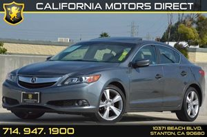 2013 Acura ILX Premium Pkg Carfax 1-Owner 4 Cylinders Air Conditioning  AC Audio  AmFm Ster