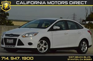 2014 Ford Focus SE Carfax 1-Owner - No AccidentsDamage Reported 4 Cylinders Air Conditioning