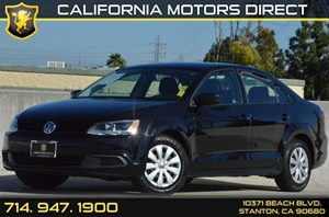 2014 Volkswagen Jetta Sedan S Carfax 1-Owner - No AccidentsDamage Reported 4 Cylinders Air Cond