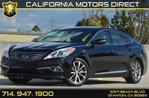 2015 Hyundai Azera  Carfax 1-Owner 6 Cylinders Air Conditioning  AC Audio  AmFm Stereo Aud
