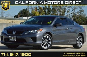 2013 Honda Accord Coupe LX-S Carfax 1-Owner 4 Cylinders Air Conditioning  AC Audio  AmFm St