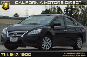2014 Nissan Sentra SV Carfax 1-Owner 4 Cylinders Air Conditioning  AC Audio  AmFm Stereo A