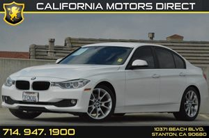 2014 BMW 3 Series 320i Carfax 1-Owner 4 Cylinders Air Conditioning  AC Audio  AmFm Stereo