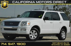 2010 Ford Explorer XLT Carfax Report - No AccidentsDamage Reported 6 Cylinders Air Conditioning