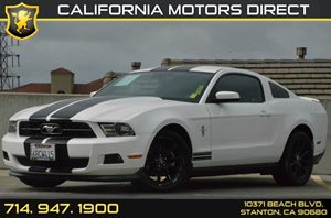 2011 Ford Mustang V6 Premium Carfax Report - No AccidentsDamage Reported 6 Cylinders Air Condit