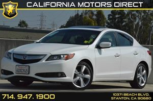 2013 Acura ILX Tech Pkg Carfax Report - No AccidentsDamage Reported 4 Cylinders Air Conditionin