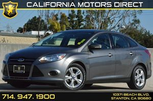 2013 Ford Focus SE Carfax 1-Owner 4 Cylinders Air Conditioning  AC Audio  AmFm Stereo Audi