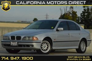 1999 BMW 5 Series 528iA Carfax Report - No AccidentsDamage Reported 6 Cylinders Air Conditionin
