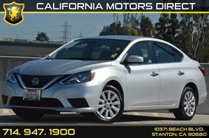 2016 Nissan Sentra SV Carfax 1-Owner - No AccidentsDamage Reported 4 Cylinders Air Conditioning