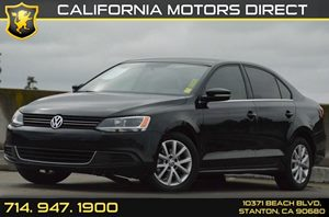 2013 Volkswagen Jetta Sedan SE wConvenience Carfax 1-Owner 5 Cylinders Air Conditioning  AC