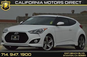 2014 Hyundai Veloster Turbo Carfax 1-Owner - No AccidentsDamage Reported 4 Cylinders Audio  Am